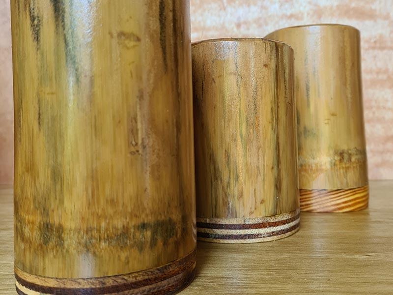 Custom Bamboo Cups